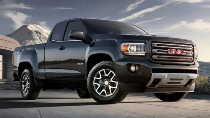 2015 Chevy Colorado   GMC Canyon Will Be More Powerful Than We Thought Truck YeahThe trucks are good