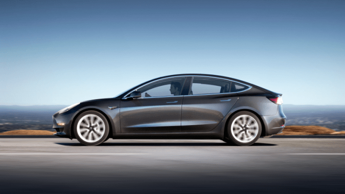 Tesla Shipped Cars Without Seats And Digital Displays  Report Photo  Tesla