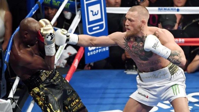 Mayweather McGregor Showed What Boxing Has To Offer MMA Ethan Miller Getty Images