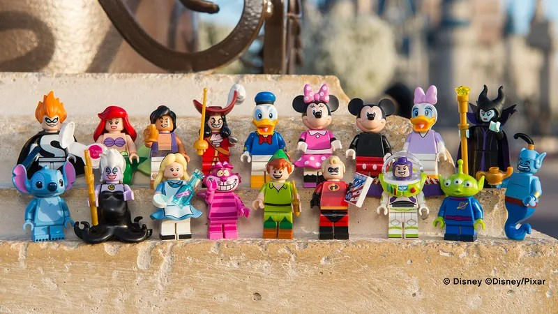 Lego s Next Minifigure Collection Features Some of Disney s Best     Lego s Next Minifigure Collection Features Some of Disney s Best Characters