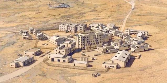 Us Navy Seals Training Facility