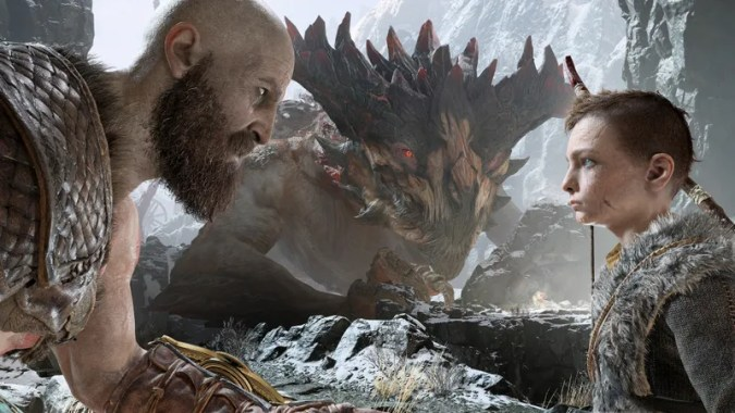 The Misadventures Of Playing God Of War With My Dad I played the first few hours of the newest God of War   a game about a  father  son  and their host of relationship issues   with my dad