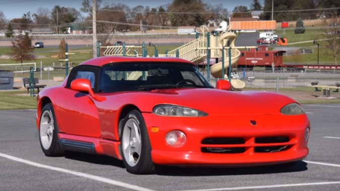 The Original Dodge Viper Is Still The One You Want Hisss