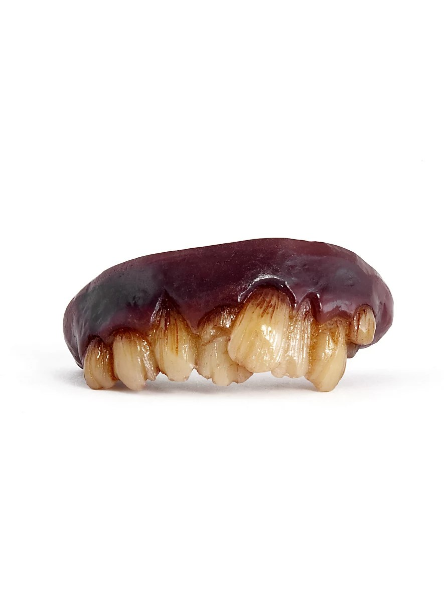 Zombie Teeth Maskworld Com