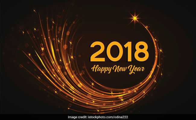 Happy New Year 2018  Thoughtful New Year Wishes  Greetings  Messages     Happy New Year 2018  Thoughtful New Year Wishes For Your Loved Ones