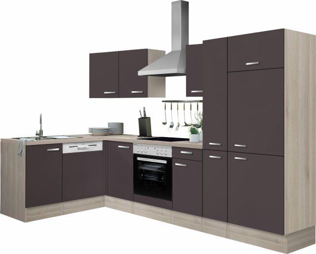 Optifit Küchen Otto | Küchenzeile Mit Elektrogeräten »peru ...