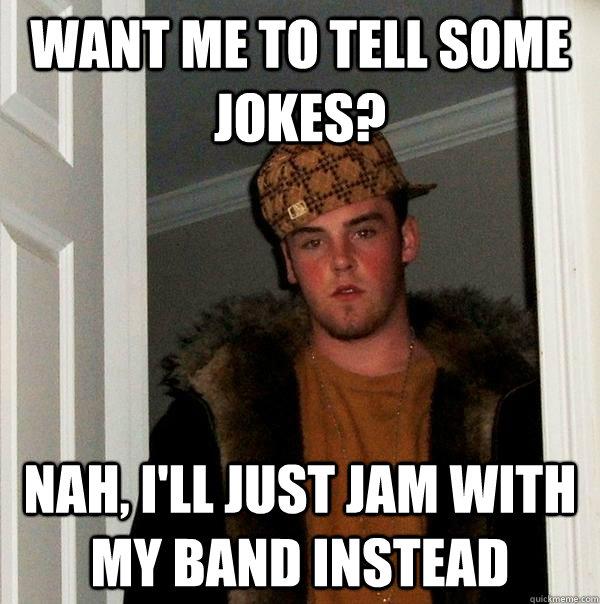 Tell Me Some Jokes