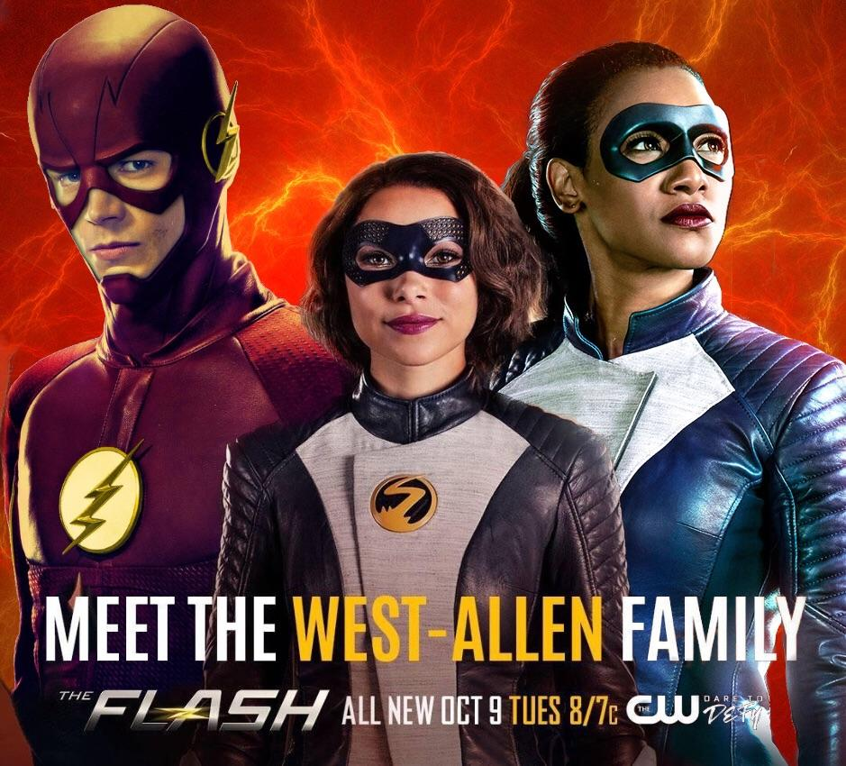 Flash Nora West Allen