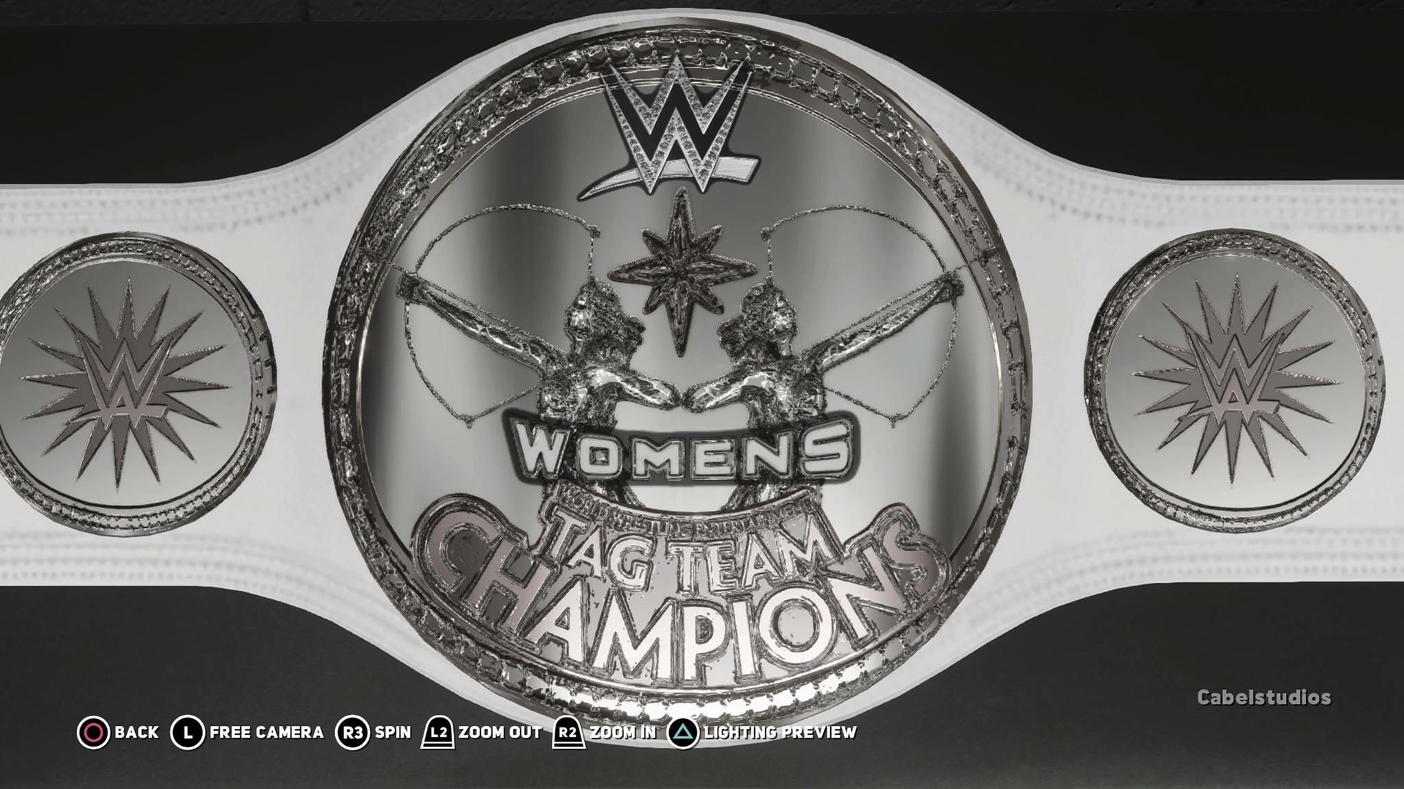 women's tag team championship - 777×437