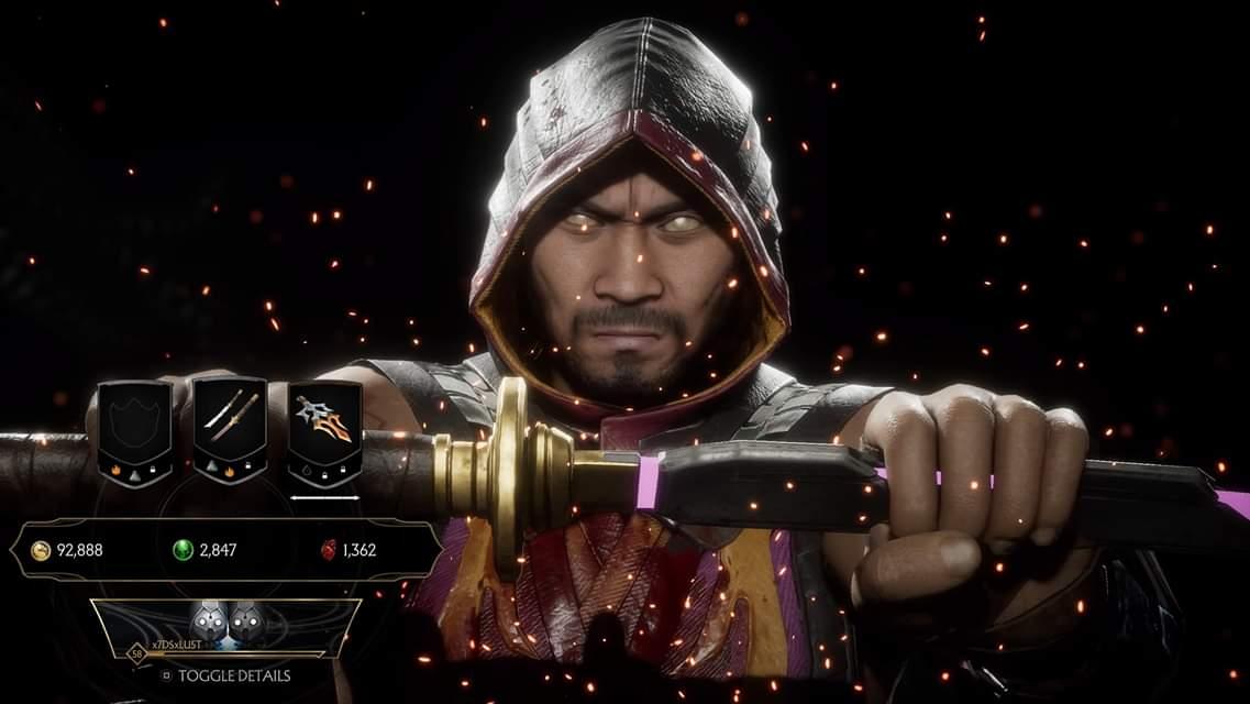 Scorpion Mortal Kombat Unmasked