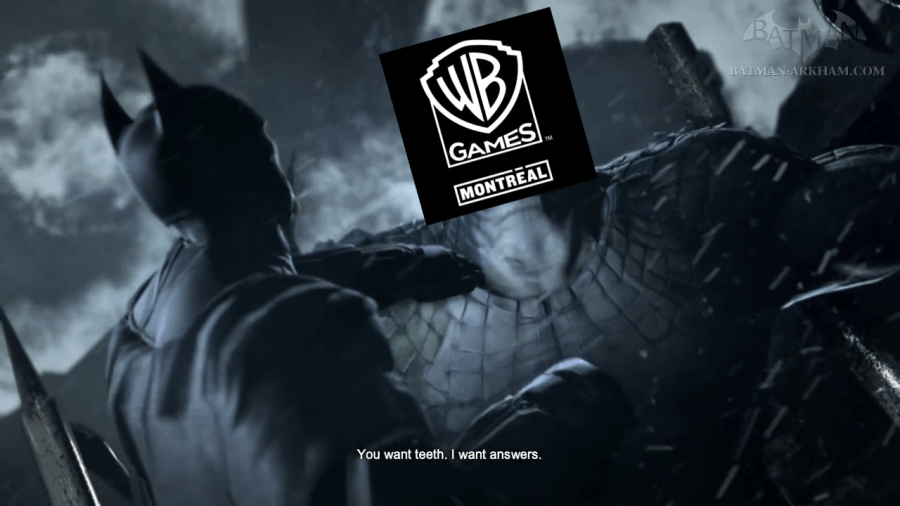 WHERE S THE NEW BATMAN GAME  WHERE IS IT     BatmanArkham Welcome to Reddit