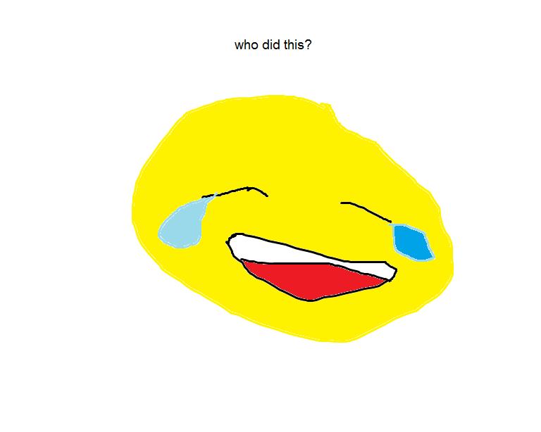 Deep Laughing Meme Fried Crying Emoji