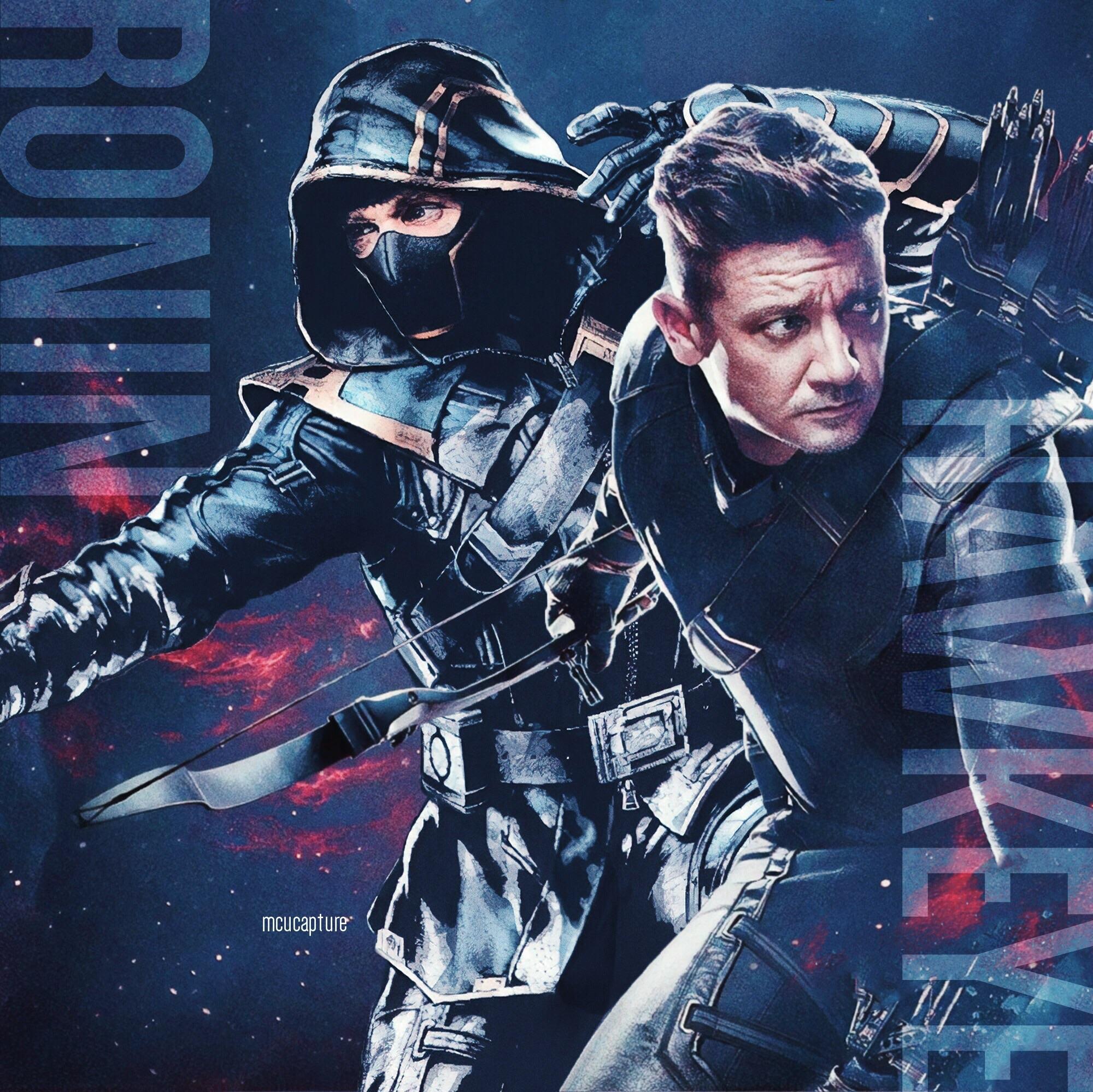 Ronin/Hawkeye : marvelstudios