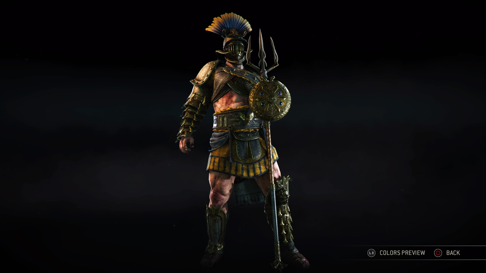 My Wip Rep 7 Golden Gladiator Name Wip Too Forfashion