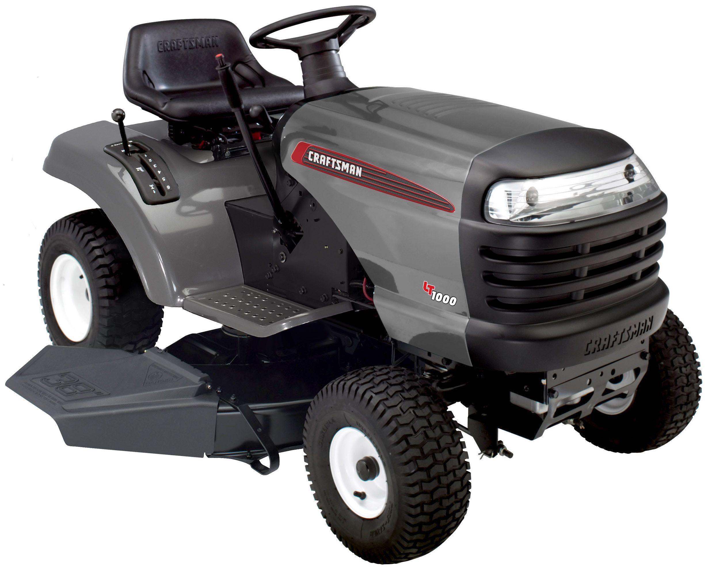 Craftsman Ii 18 Hp Garden Tractor Model 917 254410 Gardening Lt4000 Wiring Diagram 255450 Lt3000
