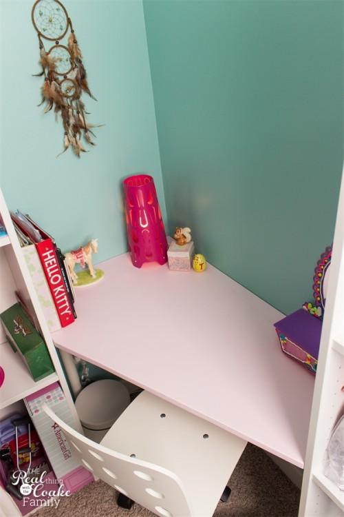10 Diy Kids Desks For Art Craft And Studying Shelterness