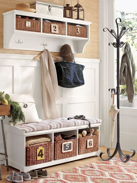 31 Awesome Mudroom And Entryway Benches Shelterness
