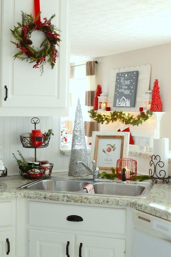 Holiday Kitchen Decor Ideas