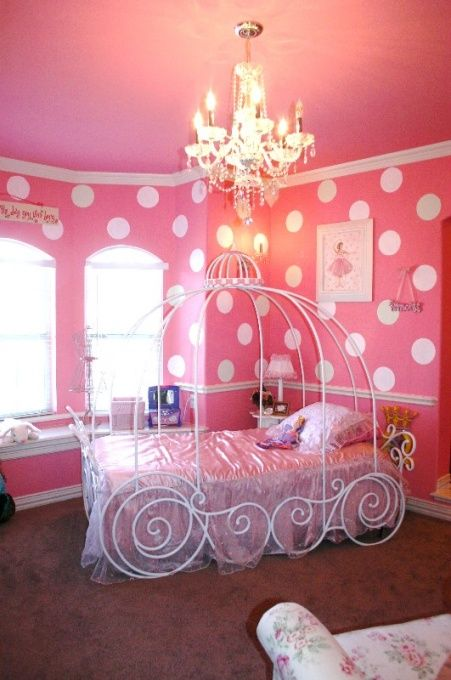 20 Cutest Castle And Carriage Beds For Little Princesses