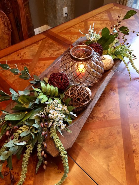 15 Simple Bowl Centerpieces For Thanksgiving Shelterness
