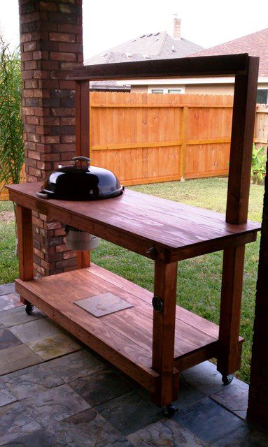 5 Awesome Diy Projects With Weber Grills Shelterness