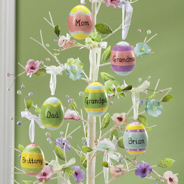 100 Cool Easter Decorating Ideas   Shelterness Easter Decor Ideas
