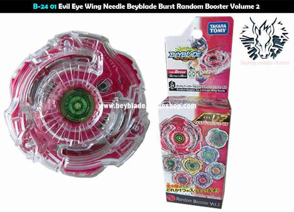 Beyblade Burst Evil Eye