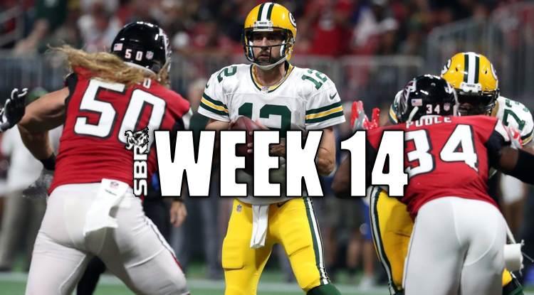 Week 14 Nfl Picks Spread