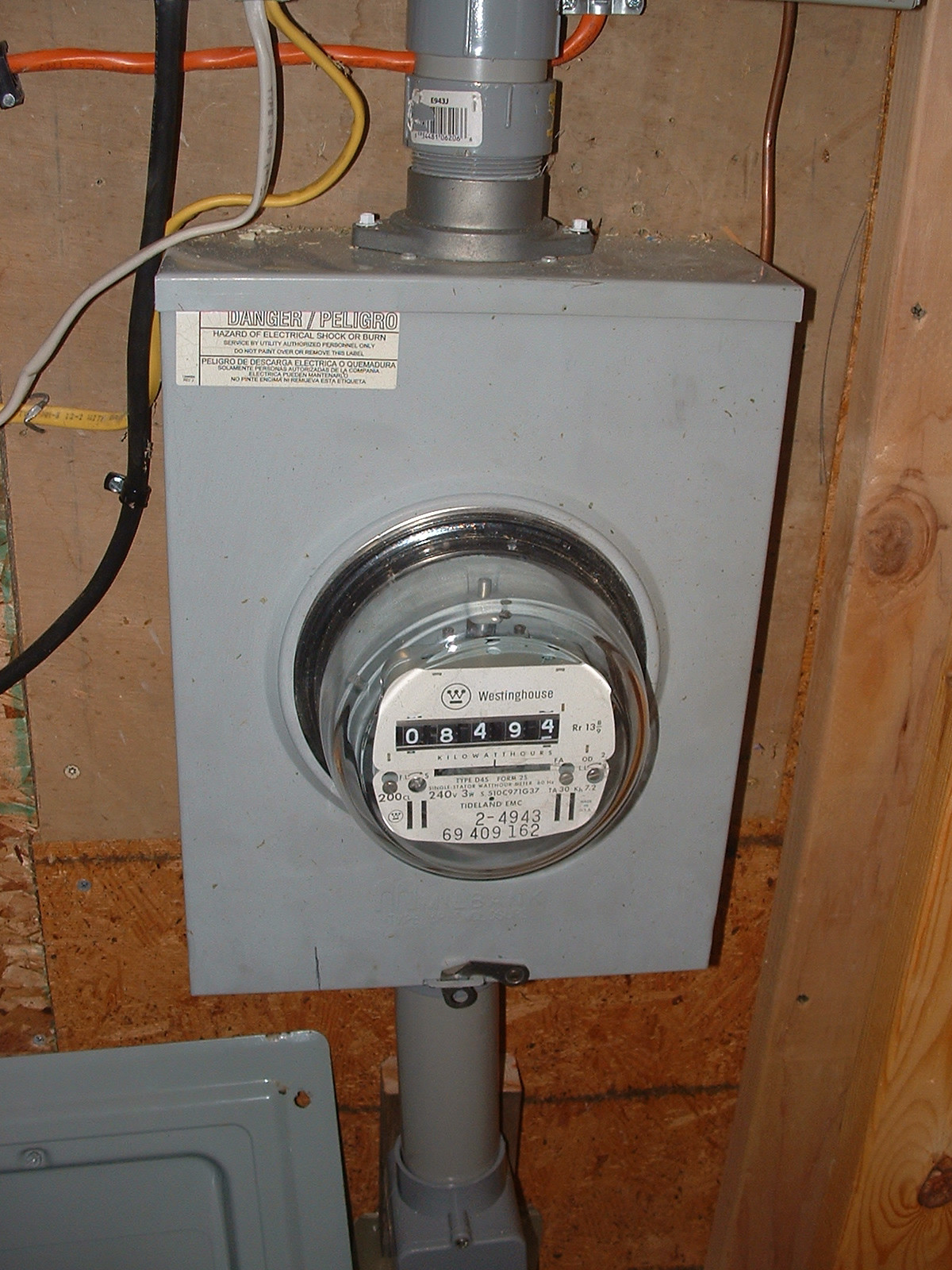 Running Electrical Residential
