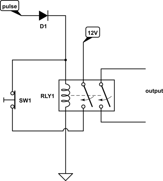 Enchanting Momentary Switch Schematic Pattern - Schematic Diagram ...