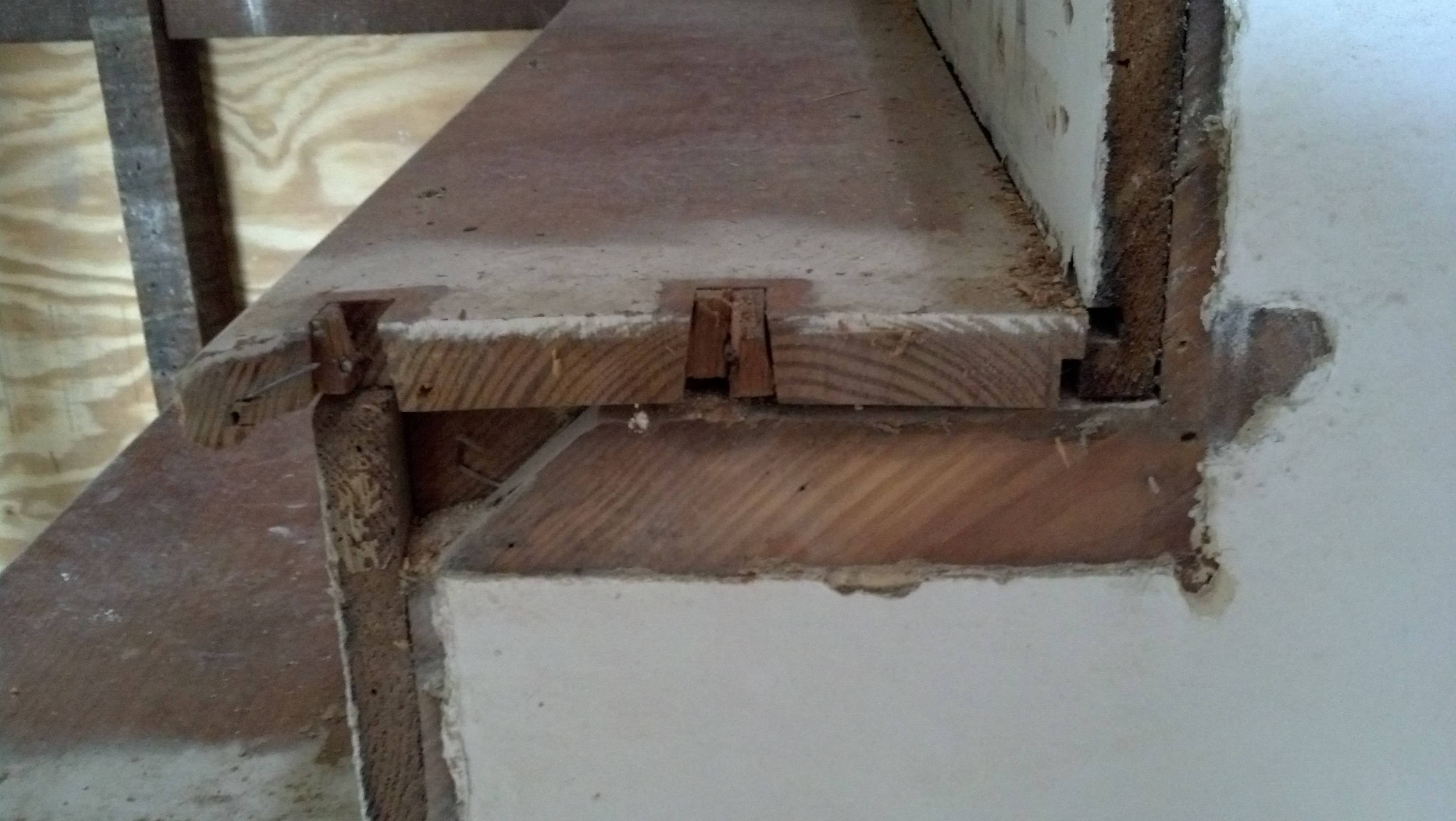 How Should Stair Treads And Risers Be Assembled Home   Oak Stair Tread Caps   Pergo Outlast   Scraped Oak   Riser Kit   Wood   Sp125 4F048C