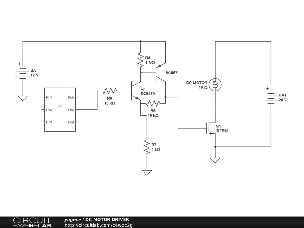 Transistor Led Driver Circuit
