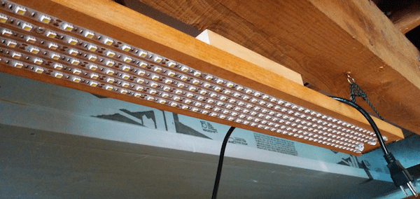 Kitchen Fluorescent Light Fixtures