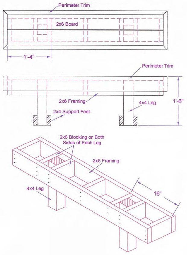 Wooden Porch Steps Plans Joy Studio Design Gallery