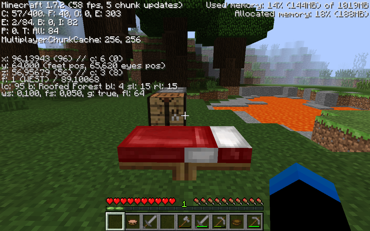 Minecraft 1 7 2 Textures