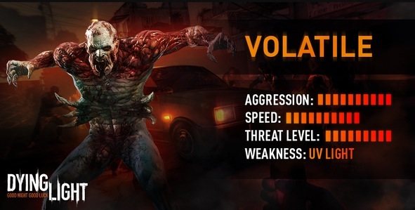 Can You Kill Volatiles Dying Light