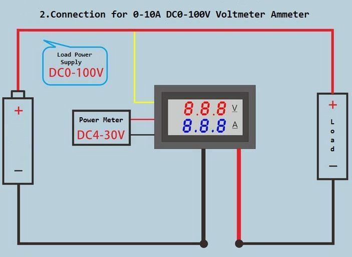 Voltage Potentiometer Wiring To Turn Up