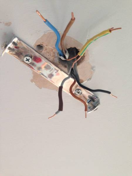 electrical   How to wire a ceiling rose that has 7 wires   Home     Switch wiring Ceiling wiring  electrical wiring lighting switch