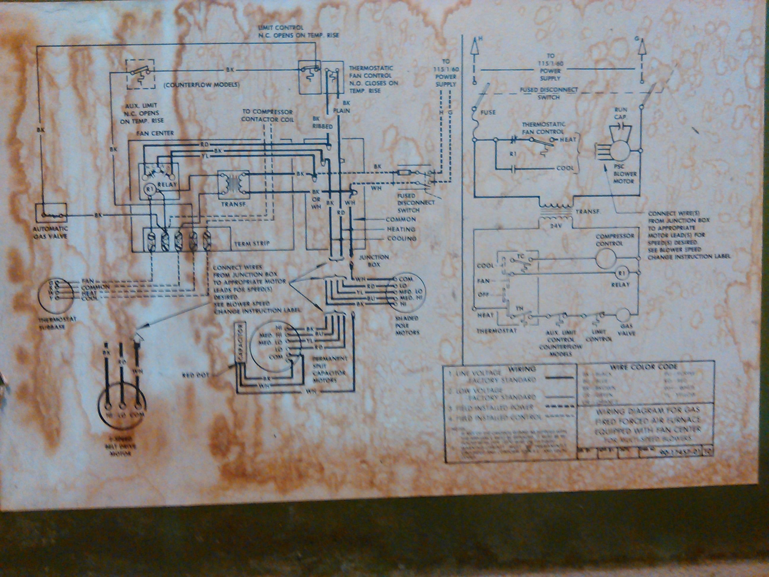 Magnetek Century Motor Wiring Diagram