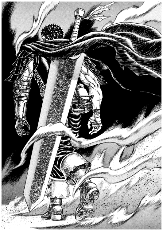 Berserk Sword Dragon Weight Slayer