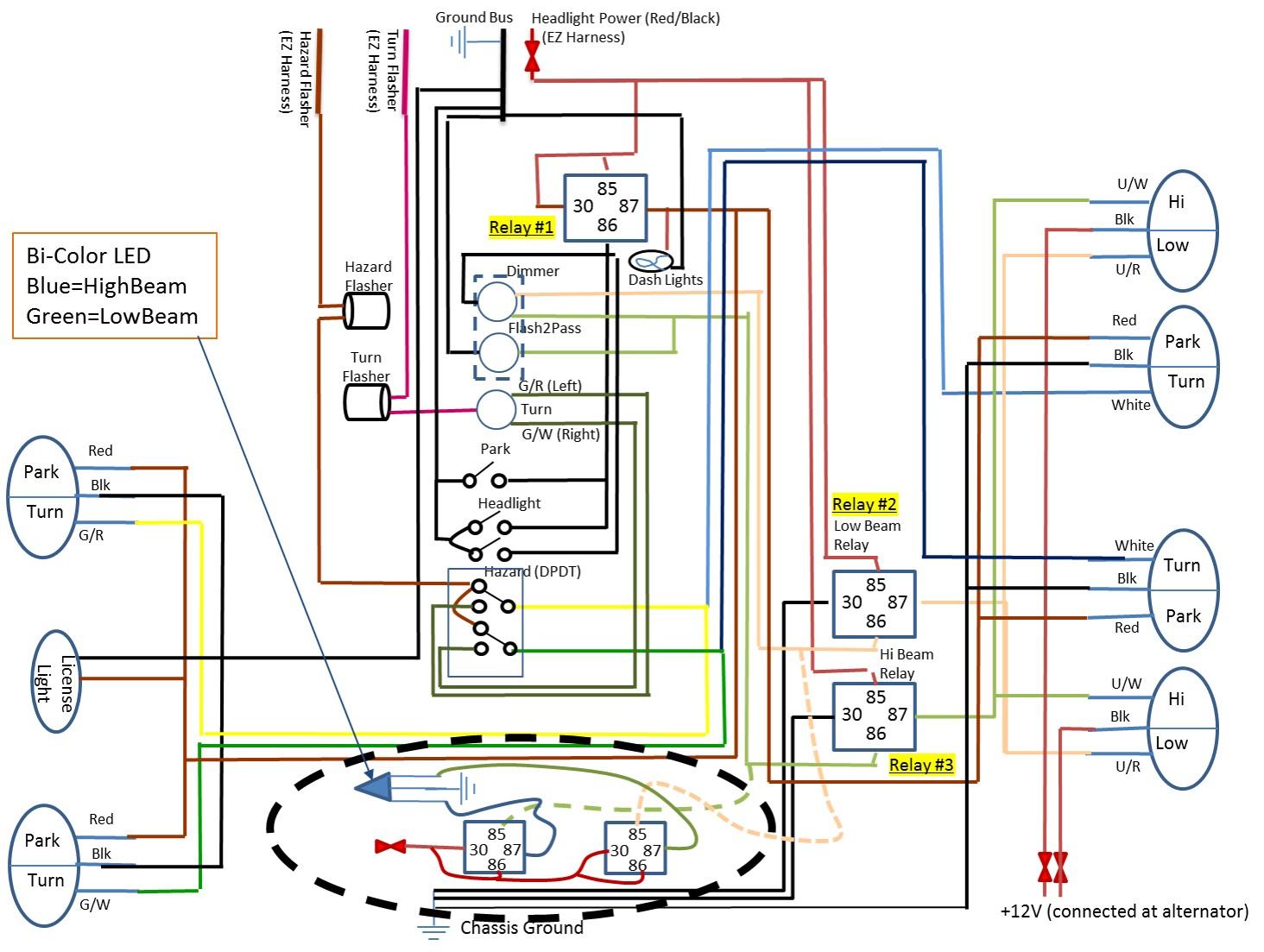 86 Club Car Golf Cart Battery Wiring Diagram Guide