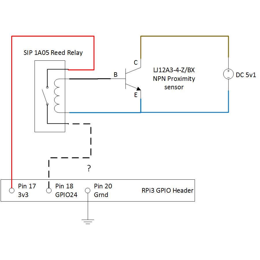 2wire Proximity Sensor Wiring Diagram Switch