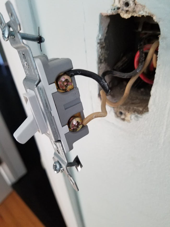 Three Way Light Switch Wiring
