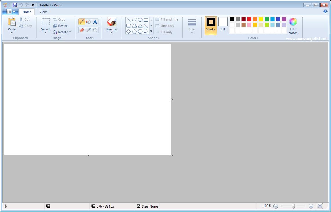 Paint Software Windows