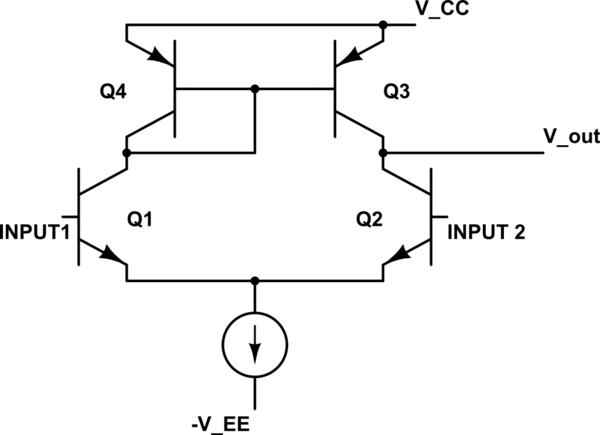 circuit diagram of differential amplifier path decorations rh pathdecor com