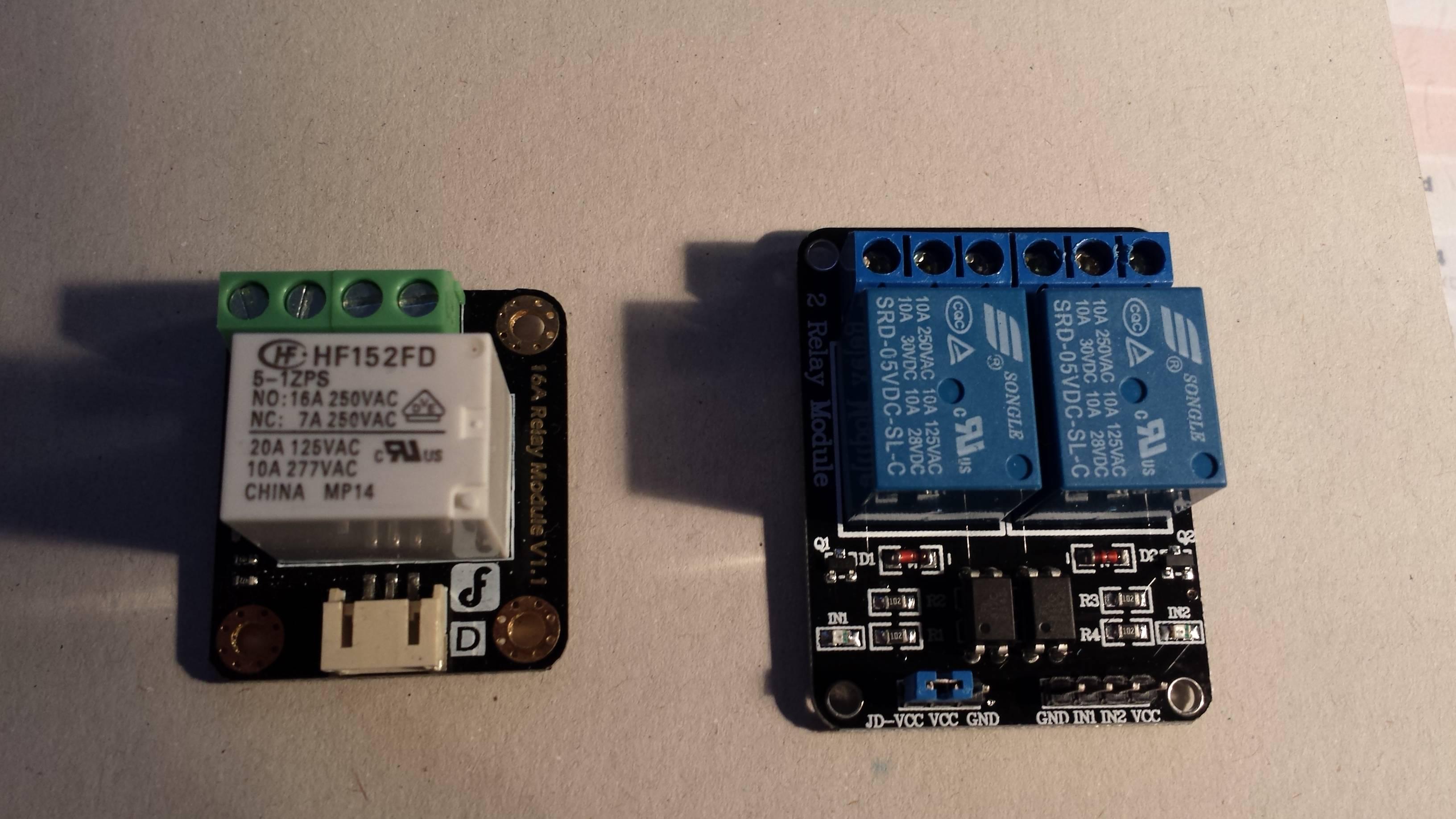 Amp Voltage Converter