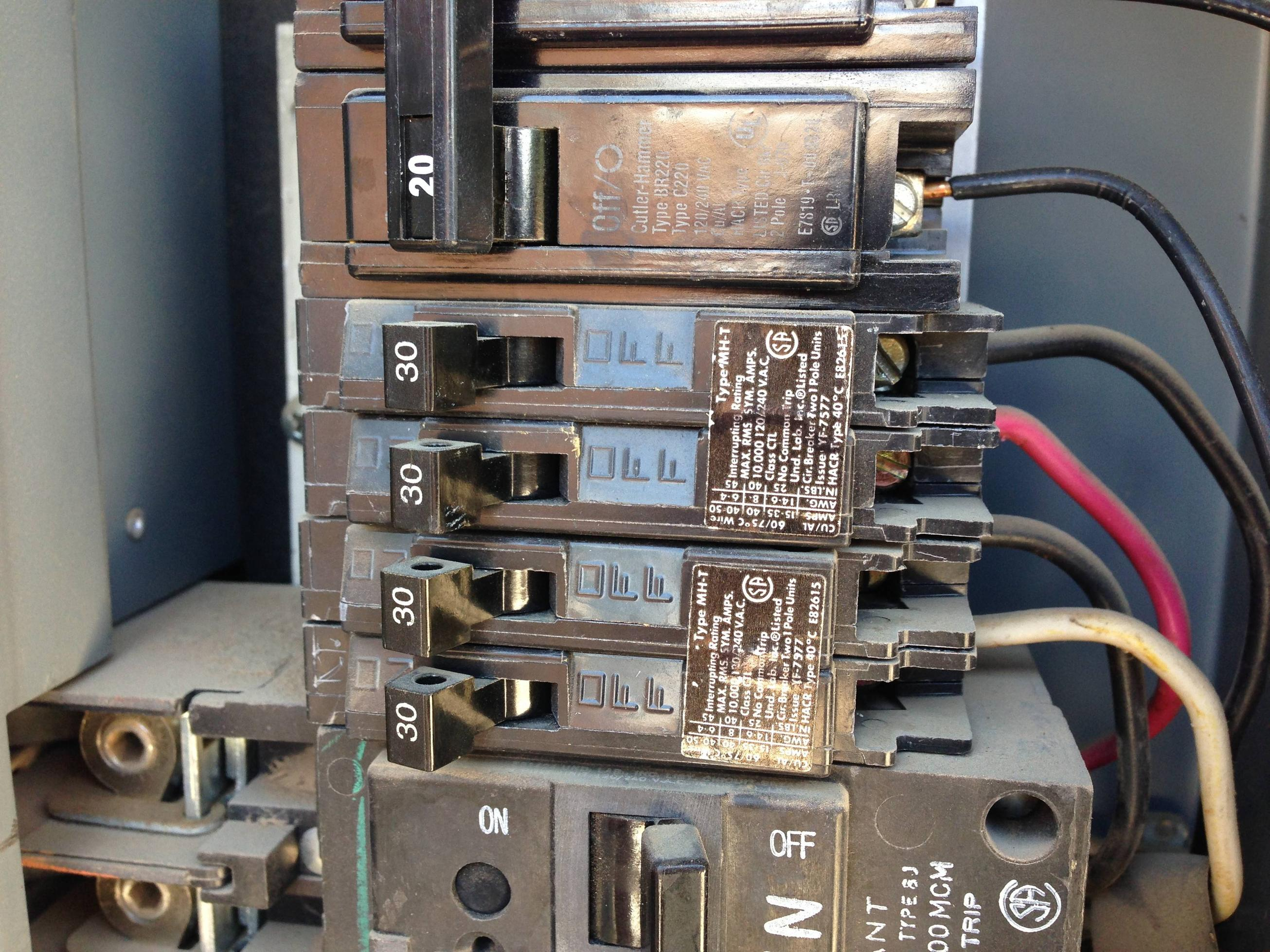 30 Outlet Amp Wiring Rv