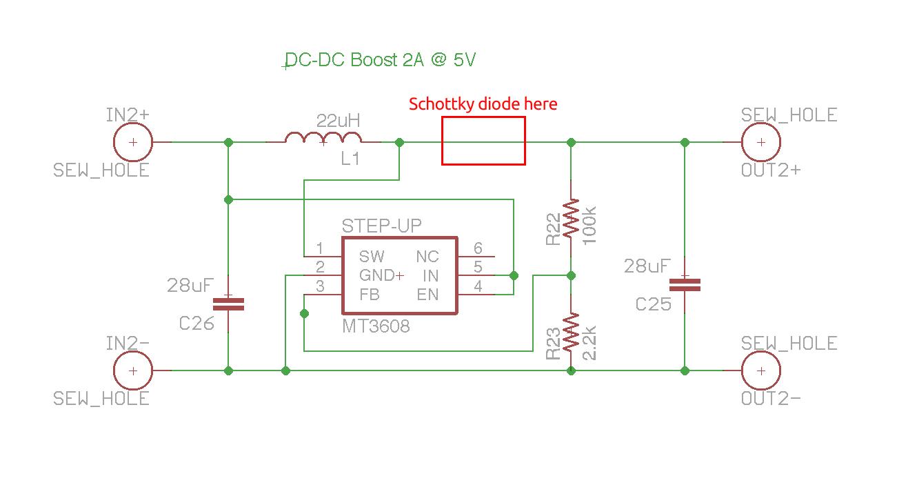 Boost Converter Circuit Dc