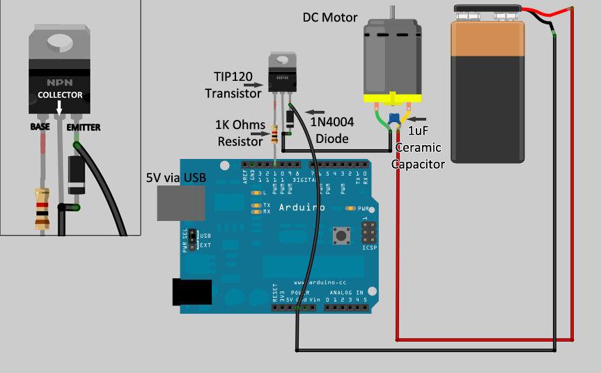 12 Volt Resistor Diagram