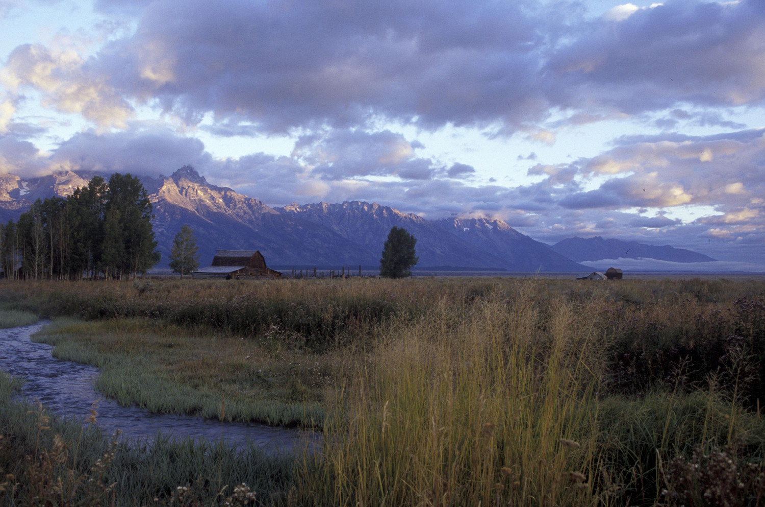Are Tetons Grand What